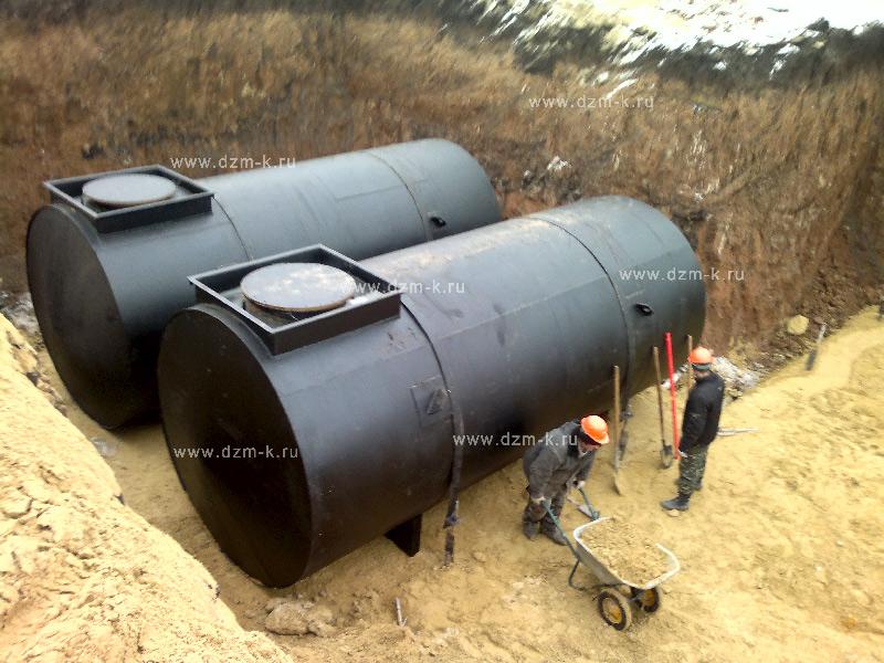 Картинки по запросу резервуары подземные