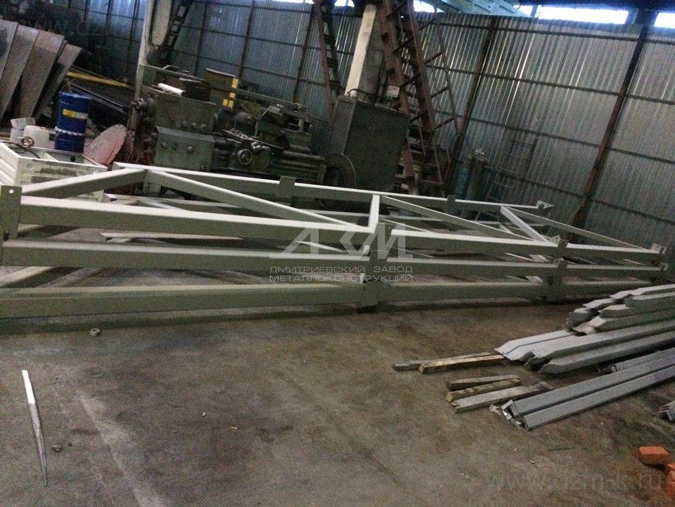 завод металлоконструкций двери металлические клин
